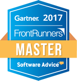 Software Advice ApplicantStack Top Rated Masters