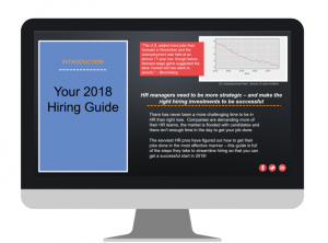 5 Steps to Better Hiring in 2018!
