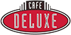 Cafe Deluxe logo applicant tracking system