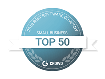 g2 small business top 50 badge