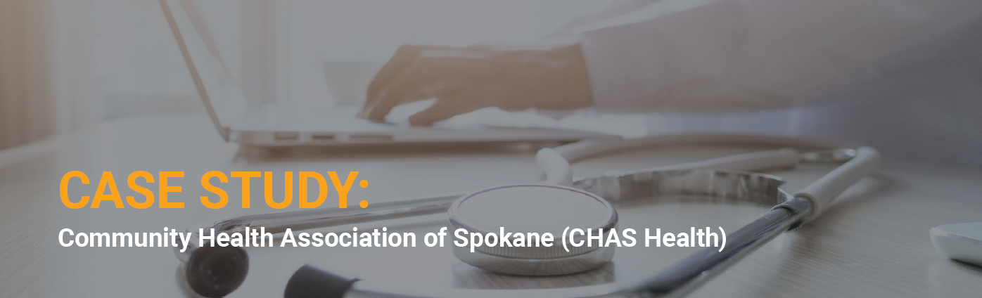 CHAS health case study banner