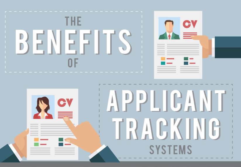Infographic: Applicant Tracking System Benefits - ApplicantStack