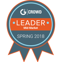 G2Crowd Leader Spring 2018