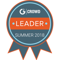 G2Crowd Leader Summer 2018