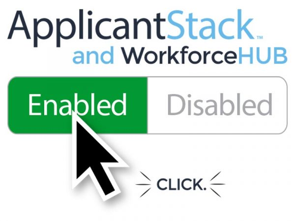 SwipeClock Connects Top-Rated ApplicantStack with WorkforceHUB and TimeWorksPlus