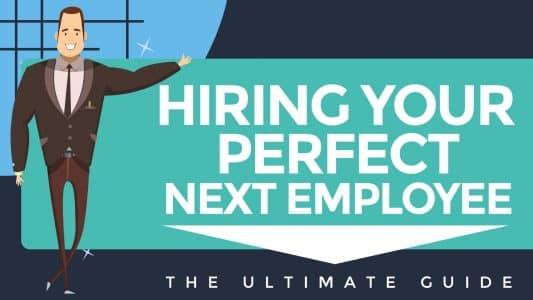 Hiring Your Next Employee – INFOGRAPH