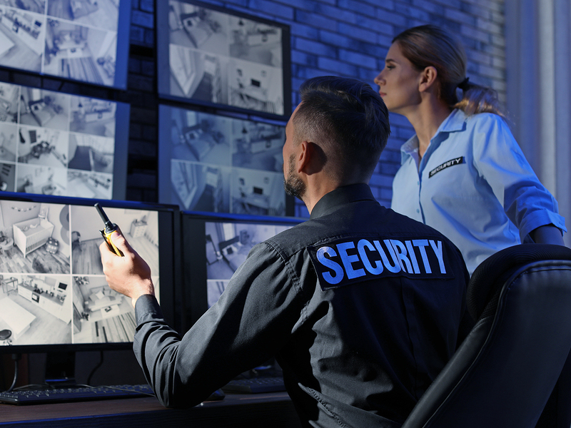 hiring for security agencies