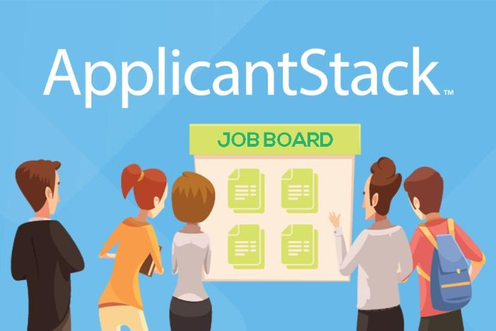 ApplicantStack Job Board Update